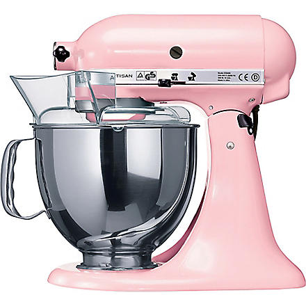 KITCHEN AID Artisan mixer pink 'cook for the cure' edition (Pink