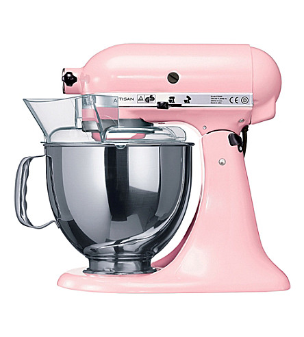 KITCHENAID Artisan mixer pink 'Cook for the Cure' edition (Pink