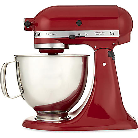 KITCHEN AID Artisan mixer empire red (Red
