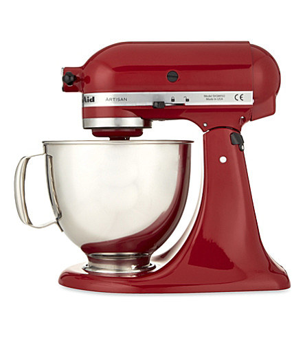 KITCHENAID Artisan mixer empire red (Red