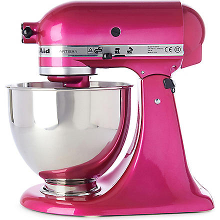 KITCHEN AID Artisan mixer rasberry ice