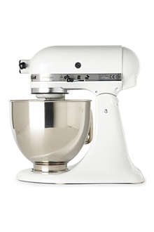 KITCHEN AID Artisan stand mixer white