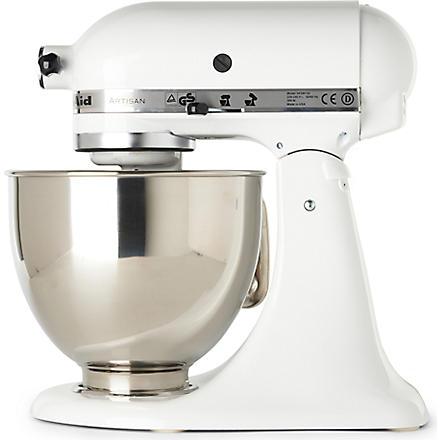 KITCHEN AID Artisan stand mixer white