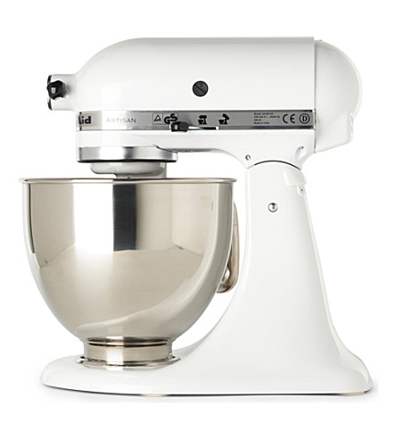 KITCHENAID Artisan stand mixer white