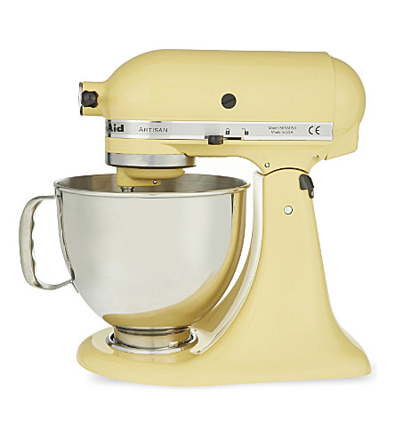 KITCHENAID Artisan mixer majestic yellow (Yellow