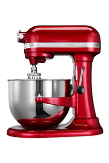KITCHEN AID Artisan mixer 6.9L candy apple