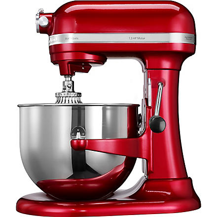 KITCHEN AID Artisan mixer 6.9L candy apple (Candy+apple