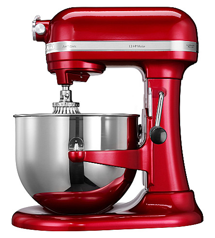 KITCHENAID Artisan mixer 6.9L candy apple (Candy+apple