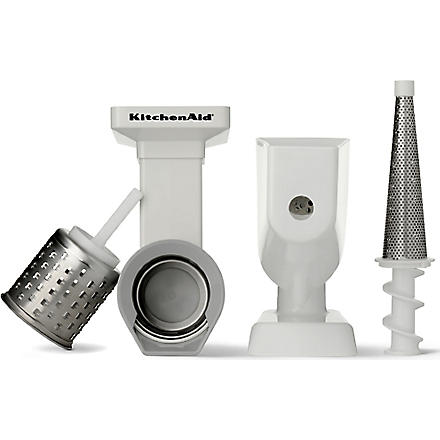 KITCHEN AID Three-piece accessory set