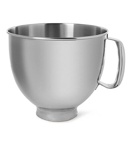 KITCHENAID Stainless steel bowl 4.83L