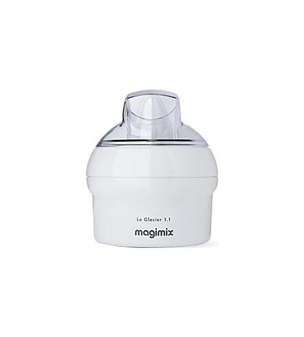 MAGIMIX Le Glacier ice cream maker 1.1 litres