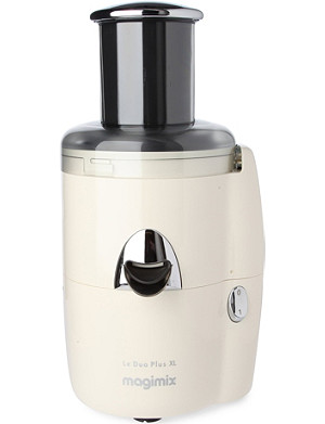 MAGIMIX Le Duo Plus XL juicer