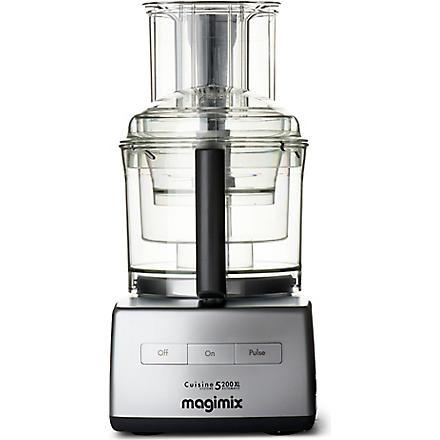 Magimix food processor 5200 xl satin for Cuisine 5200 magimix