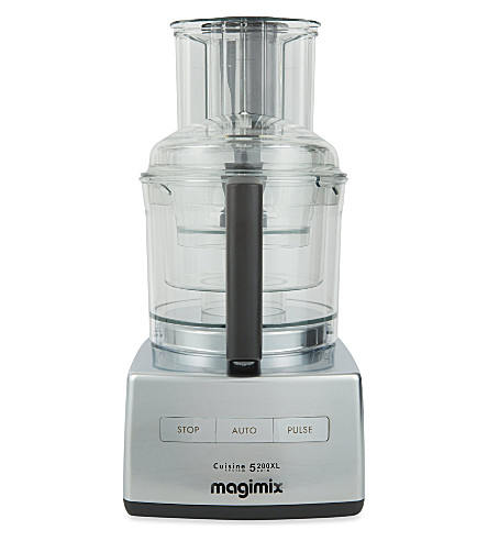 MAGIMIX Cuisine 5200XL Premium food processor
