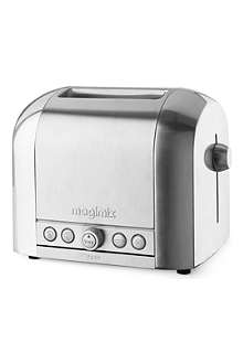 MAGIMIX Professional two-slice toaster