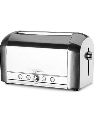MAGIMIX Professional four-slice toaster