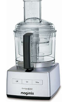 MAGIMIX Food processor 5200 chrome