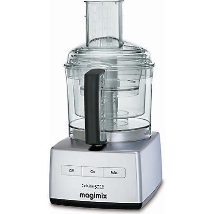 MAGIMIX Food processor 5200 chrome (Chrome