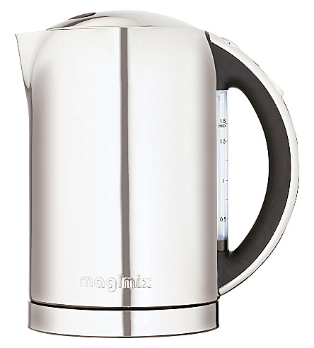 MAGIMIX Double skin polished kettle 1.8 litres