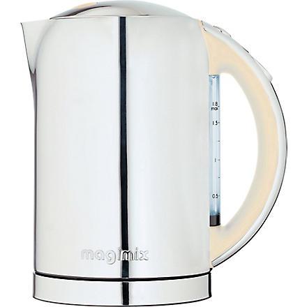 MAGIMIX Brushed kettle 1.8L (Cream