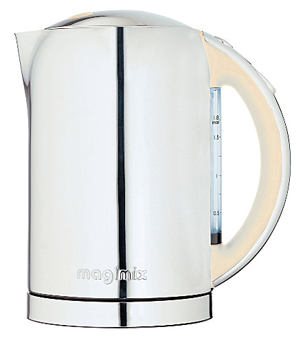 MAGIMIX Brushed kettle 1.8L (Cream