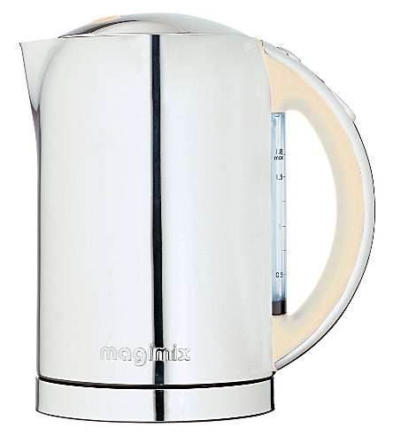 MAGIMIX Brushed kettle 1.8L