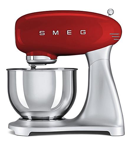 SMEG Smeg red stand mixer (Red