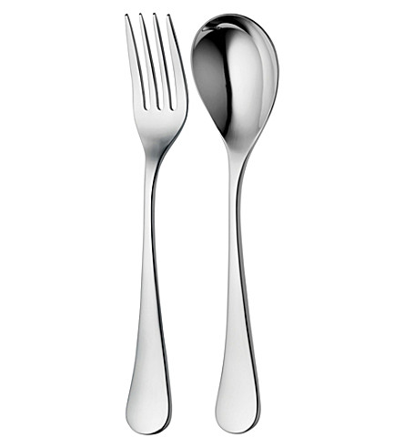 ROBERT WELCH Ashbury three-piece cutlery set