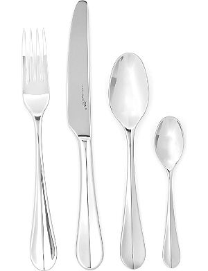 STUDIO WILLIAM Baguette 24-piece cutlery set