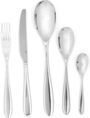 studio william santol 42 piece cutlery set