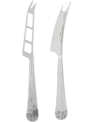 CULINARY CONCEPTS Vintage cheese knives set