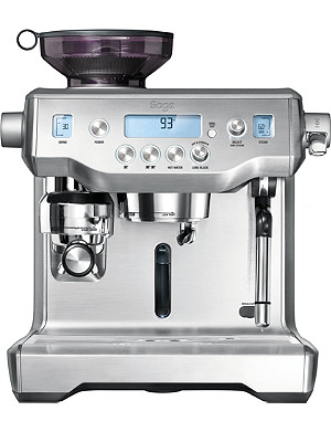 SAGE The Oracle automatic manual espresso machine
