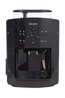 KRUPS Essential Espresso EA810 machine with grinder