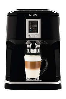 KRUPS Espresseria Auto EA850B bean-to-cup coffee machine