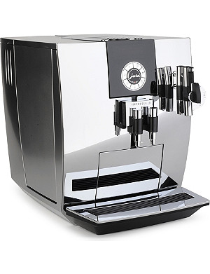JURA IMPRESSA J9 coffee machine chrome