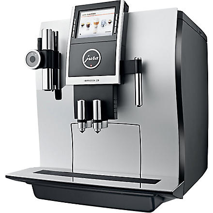JURA Z9 aluminium coffee machine