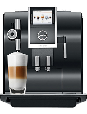 JURA Impressa Z9 piano black coffee machine
