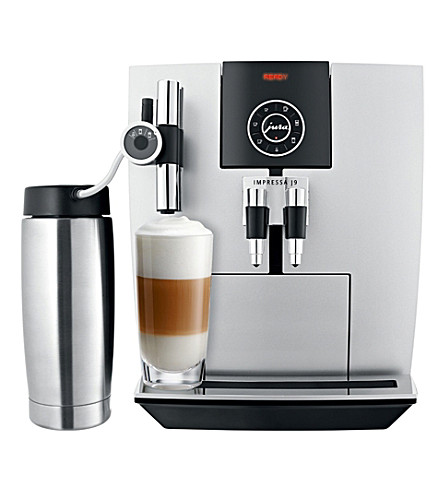 jura impressa j9 2 one touch automatic coffee machine. Black Bedroom Furniture Sets. Home Design Ideas