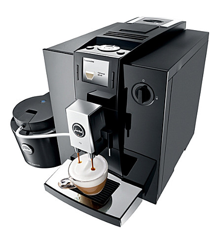 JURA F9 one touch automatic coffee machine