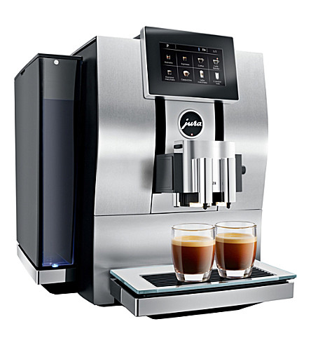 JURA Jura z8 aluminium auto coffee machine