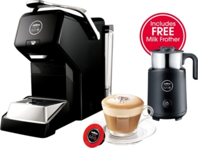 Lavazza Espresso Coffee Maker : LAVAZZA - Lavazza Espria coffee maker bundle Selfridges.com