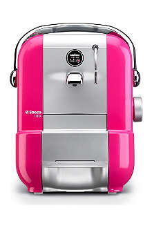 LAVAZZA Saeco A Modo Mio Extra coffee machine pink