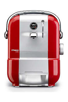 LAVAZZA Saeco A Modo Mio Extra coffee machine red