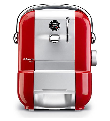 LAVAZZA Saeco A Modo Mio Extra coffee machine red (Red