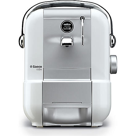 LAVAZZA Saeco A Modo Mio Extra coffee machine white (White