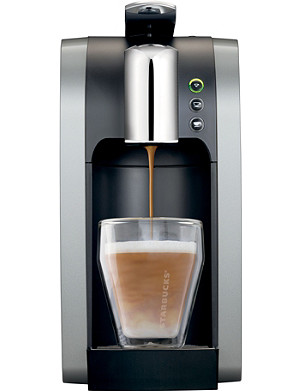STARBUCKS Verismo™ 580 Brewer coffee machine