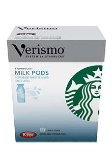 STARBUCKS Verismo™ milk pods