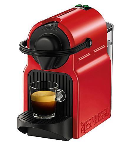 NESPRESSO Nespresso Inissia coffee machine