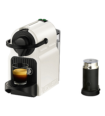 NESPRESSO Nespresso Inissia coffee machine with aeroccino