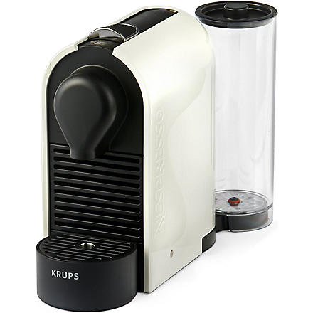 NESPRESSO UMilk espresso coffee machine